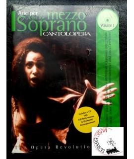 Cantolopera - Arie per Mezzo Soprano Volume 1