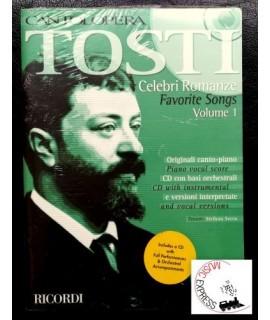 Cantolopera - Tosti - Celebri Romanze Volume 1
