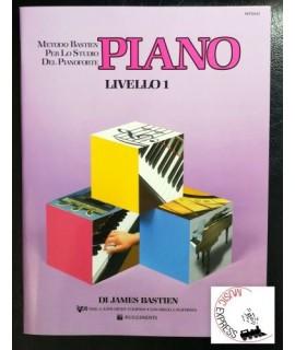 Bastien - Piano Livello 1