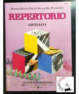 Bastien - Repertorio Livello 1