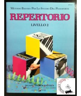 Bastien - Repertorio Livello 2