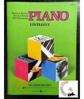 Bastien - Piano Livello 3