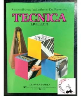 Bastien - Tecnica Livello 3