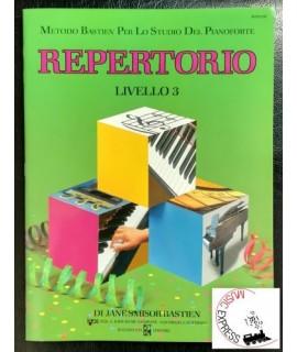 Bastien - Repertorio Livello 3