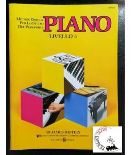 Bastien - Piano Livello 4