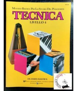 Bastien - Tecnica Livello 4