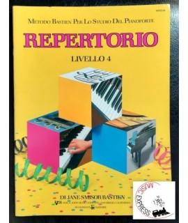 Bastien - Repertorio Livello 4
