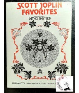 Bastien - Scott Joplin Favorites