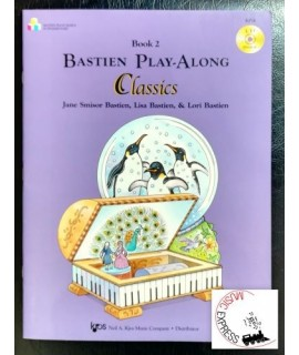 Bastien Play-Along - Classics Book 2