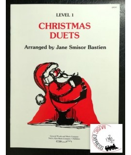 Bastien - Christmas Duets Level 1