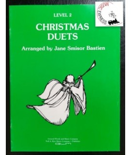 Bastien - Christmas Duets Level 2