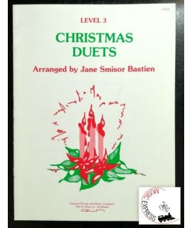 Bastien - Christmas Duets Level 3