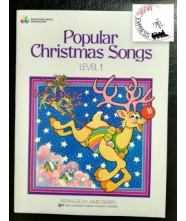Bastien - Popular Christmas Songs Level 1