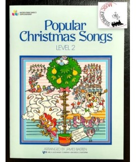 Bastien - Popular Christmas Songs Level 2