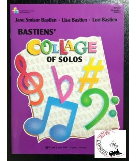 Bastien - Bastiens' Collage of Solos Book 2