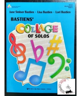 Bastien - Bastiens' Collage of Solos Book 3