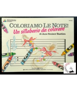 Bastien - Coloriamo le Note