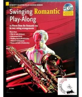 Vari - Swinging Romantic Play-Along - Tenor Saxophone