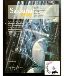 Vari - Saxiana Junior