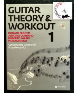 Begotti, Fazari, Cordaro, Marras - Guitar Theory & Workout 1