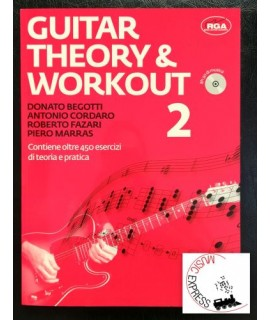 Begotti, Fazari, Cordaro, Marras - Guitar Theory & Workout 2
