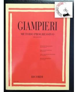 Giampieri - Metodo Progressivo per Saxofono