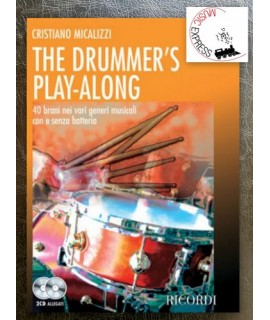 Micalizzi - The Drummer's Play-Along