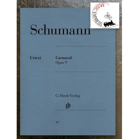 Schumann - Carnaval Opus 9