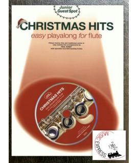 Vari - Christmas Hits - Easy Playalong for Flute