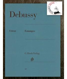 Debussy - Estampes