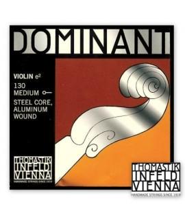 Thomastik-Infeld Dominant 130 MI - Corda Singola MI per Violino