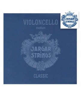 Jargar Classic Cello Strings Set Medium