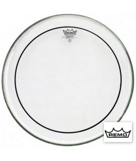 Remo Pinstripe Clear PS-0312-00-10P