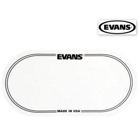 Evans EQPC2 Clear Double Patch