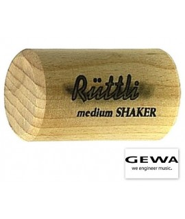 Gewa Piccolo Shaker Rüttli Medium