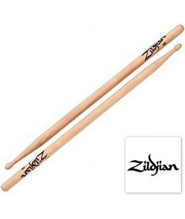 Zildjian 5B Wood Natural Hickory Serie 5BWN