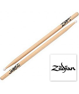 Zildjian 5A Nylon Natural Hickory Serie 5ANN