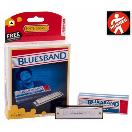 Hohner Enthusiast Blues Band A