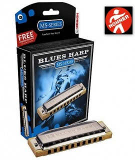 Hohner MS-Series Blues Harp D