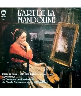 Dider Le Roux, Jean-Paul Bazin - L'Art De La Mandoline