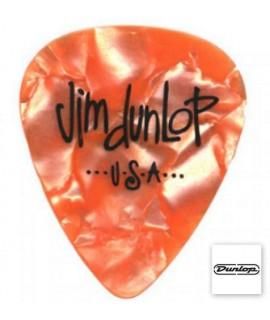 Dunlop 483P08 Orange Perloid 0.73