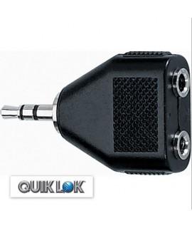 Quik Lok AD/20 Adattatore Audio