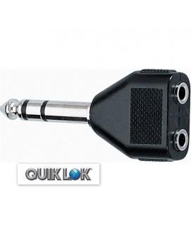 Quik Lok AD/23 Adattatore Audio
