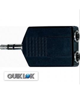 Quik Lok AD/266 Adattatore Audio