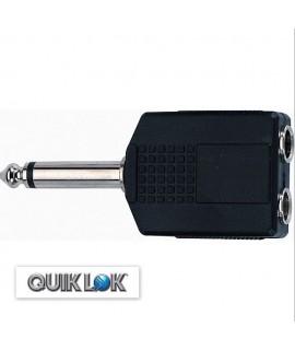 Quik Lok AD/72 Adattatore Audio