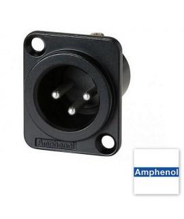 Amphenol AC3MMDZB Connettore XLR