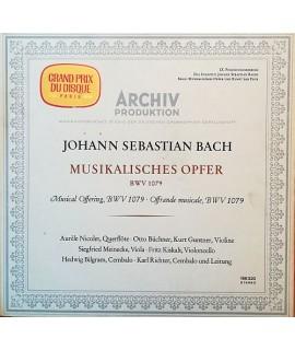 Johann Sebastian Bach - Musikalisches Opfer BWV 1079