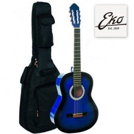 Eko CS-10 Blue Burst 4/4