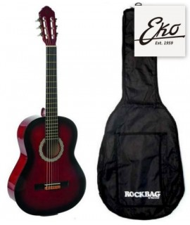 Eko CS-10 Red Burst 4/4