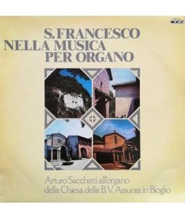 Arturo Sacchetti - S. Francesco nella Musica per Organo
